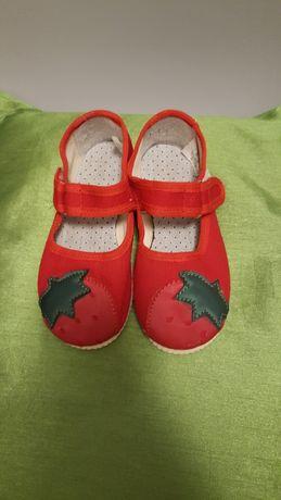 Тапочки туфельки