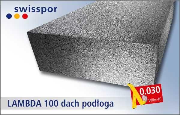Styropian Swisspor grafitowy fasada dach podłoga