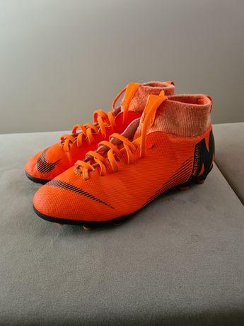 Buty piłkarskie chłopięce NIKE MERCURIAL