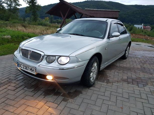 Rover75 2.0дизель  2001рік
