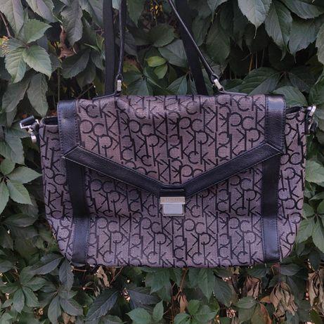 Calvin Klein портфель сумка мессенджер chloe coach furla guess