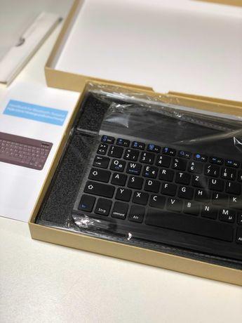 Bluetooth клавіатура + чохол для планшета