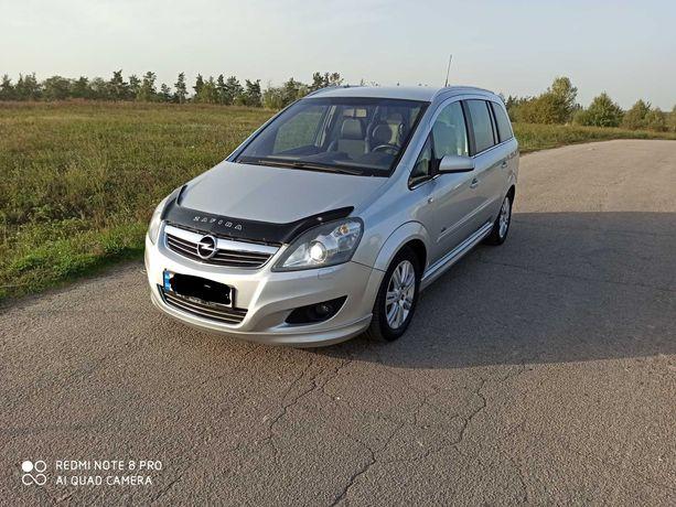 Opel Zafira OPC бензин