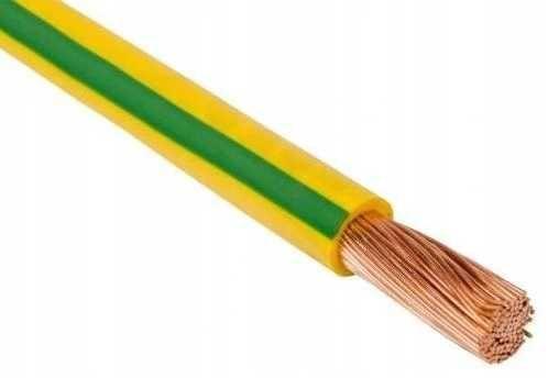 Kabel przewód linka LGY H07V-K 35mm2 Przewód SPAWALNICZY ROZRUCHOWY