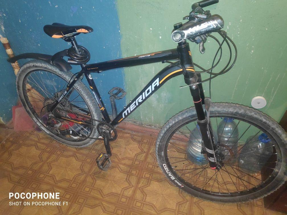 Велосипед Merida matts 40