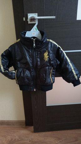 Курточка мальчиковая 1.5-2.5 года