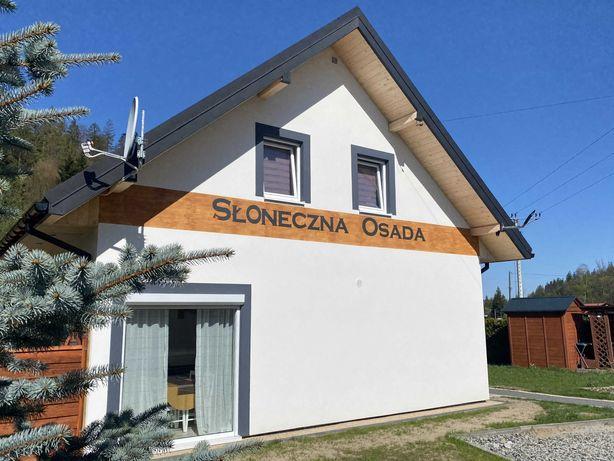 Wolny weekend 24-26.09 DOMKI w Wiśle 6-8os