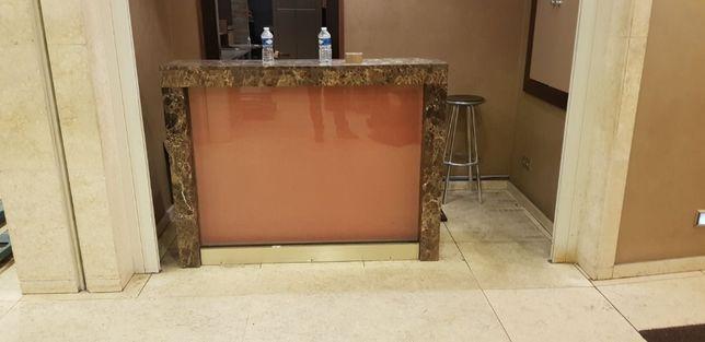 Recepcja lada granit