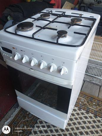 Kuchenka gazowa z termoobiegiem