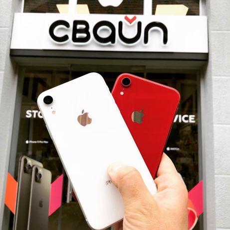 АКЦІЯ!!! Iphone Xr 64gb black,red,white/coral/ магазин ГАРАНТІЯ СВАЙПП