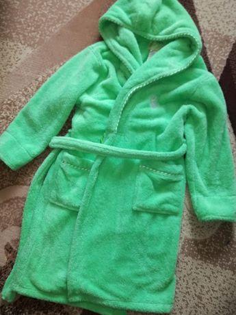 Новий махровий халат