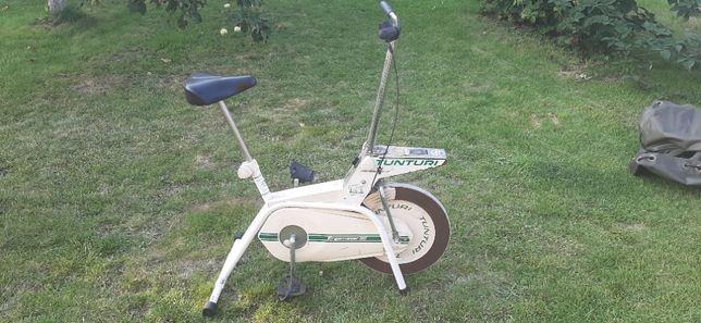 Retro PRL Rower do rehabilitacji z Finlandii TUNTURI-Ergometer