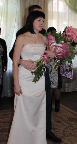 Платье вечернее или свадебное Etienne Leroy Bridal