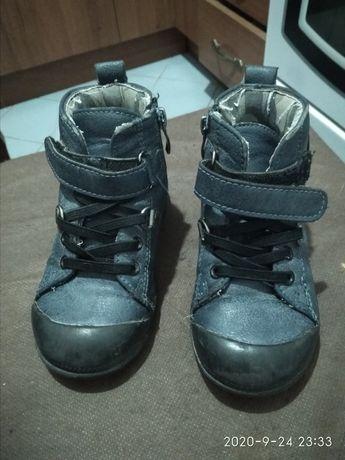 Черевички для хлопчика, красовки, взуття на осінь