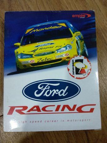 Jogo Sega Rallye - Ford Racing