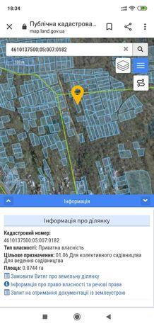 Продаж землі біля ТЦ Спартак вул.3- Топольний провулок,при дорозі