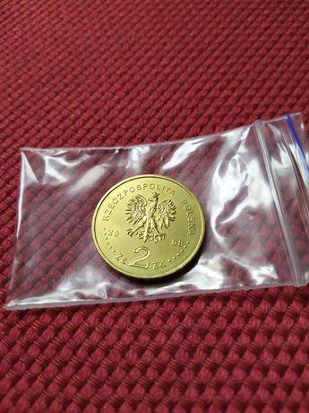 Монета 2 злотых / 2злотих