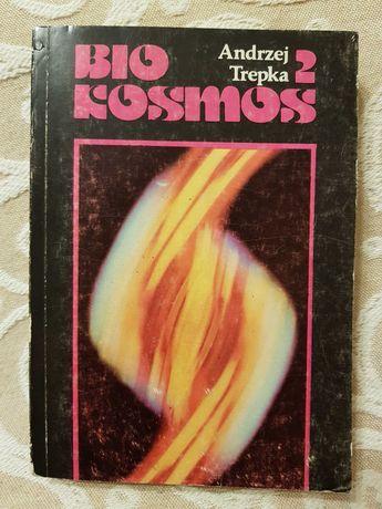 """Sprzedam książkę """"Bio kosmos 2"""" Andrzeja Trepki."""