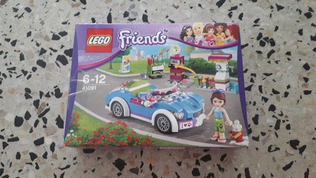 Lego Friends Samochód Mii 41091