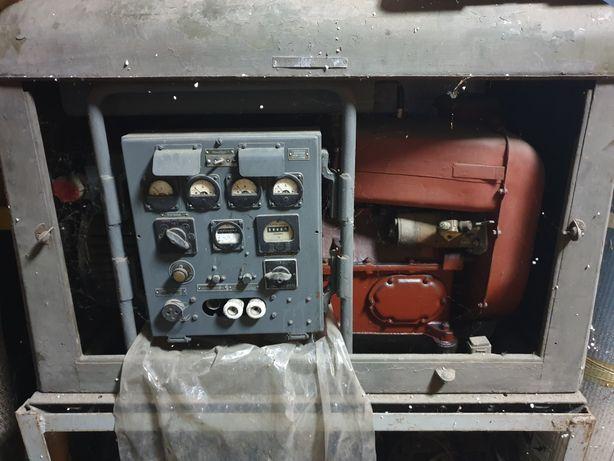 Agregat prądotwórczy PAD 4 POLSKI