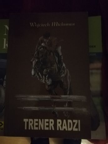Książka trener radzi