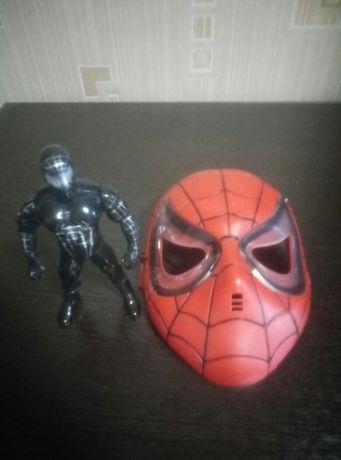 Набор Человек Паук+маска