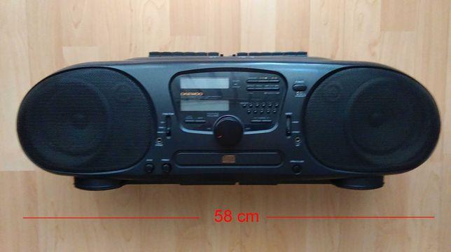 Radiomagnetofon z CD Daewoo ACD-7300