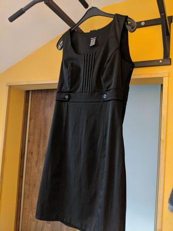 Mała czarna sukienka włoska rozm.40
