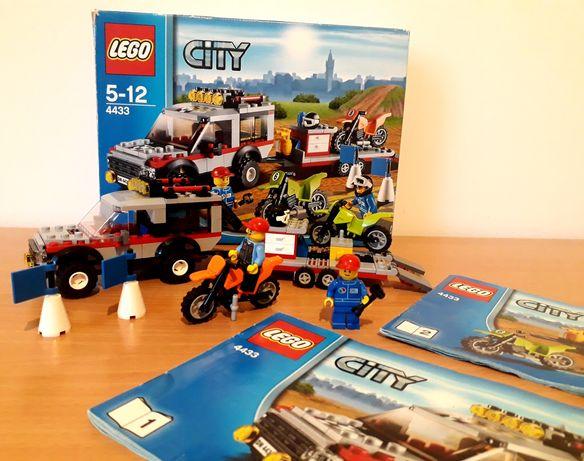 LEGO City Transporter Motocykli lego 4433