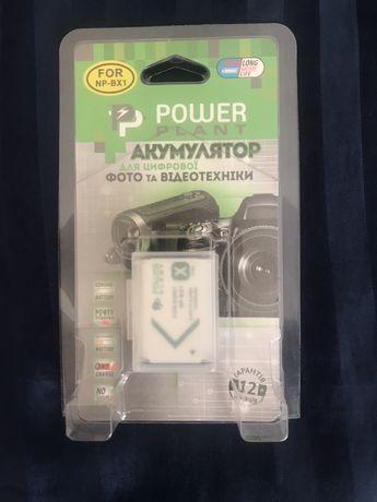 Аккумулятор NP-BX1 (1240 mAh, 3.6V, Li-Ion)