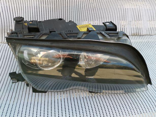 Lampa Prawa BMW E46 Bi Xenon Lift Sedan