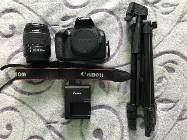 Canon 1300D Kit + об'єктив 18-55