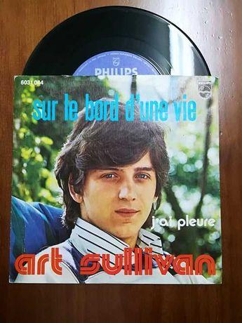 Disco de vinil (single) Art Sullivan