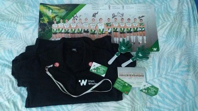 VolleyWrocław / Impel Wrocław / LSK / Kąkolewska/ Kaczor/ siatkówka