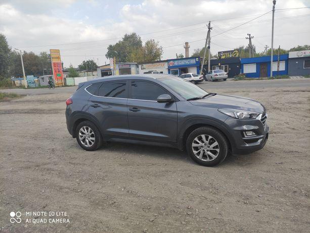 Продам Hyundai Tucson 2019