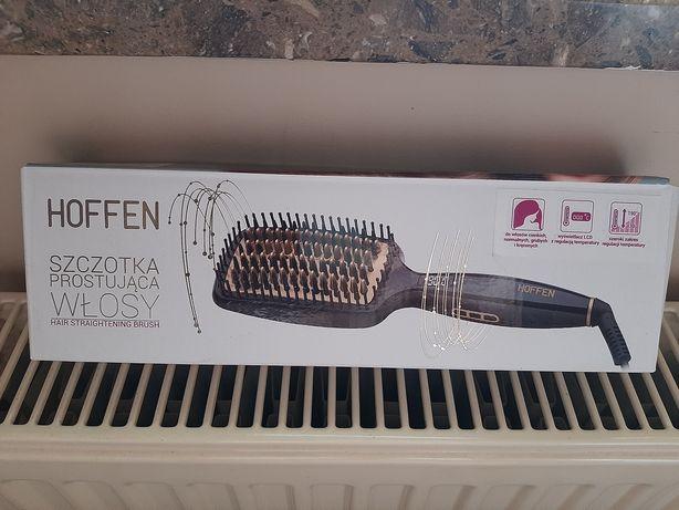Szczotka prostująca włosy Hoffen