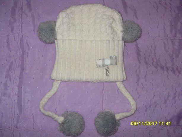 Дитячі шапочки (для дівчинки)