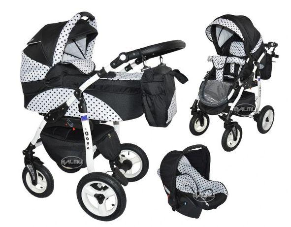 Wózek dziecięcy GOYA 3w1