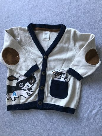 Sweterek 68 za ciastka OREO