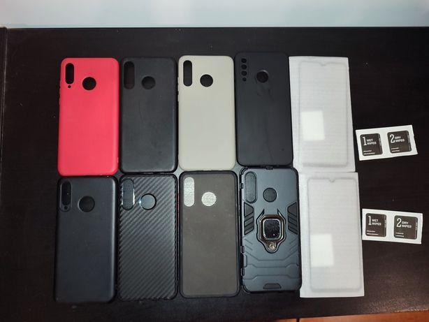 Capas e películas Huawei P30 Lite
