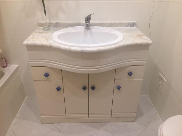 Móvel casa banho com lavatório