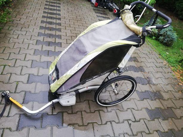 Przyczepka rowerowa Thule chariot cts