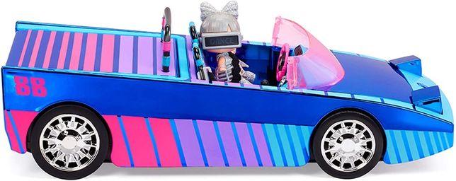 Набор с куклой ЛОЛ Кабриолет Танцмашина LOL Surprise Dance Machine Car