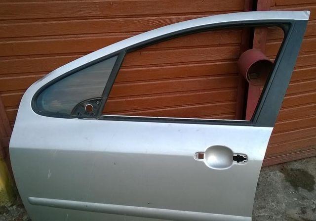 Sprzedam przednie lewe drzwi Peugeot 307