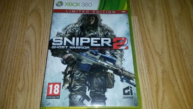 Sniper Ghost Warrior 2 Limitowana Edycja!
