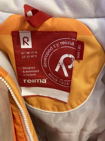 Продам детский комбинезон фирмы Reima tec.