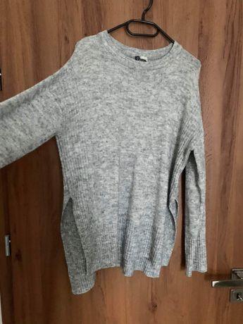Szary Sweter H&M