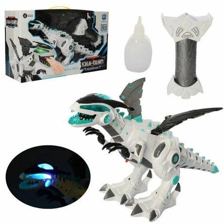 Новый робот динозавр дракон на пульте радиоуправлении