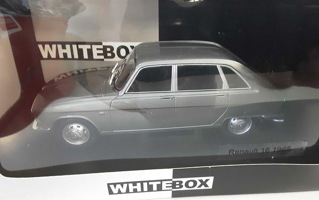 White Box 1/24 para venda