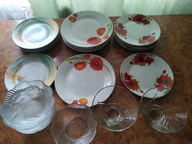 Посуд Набори тарілок 2